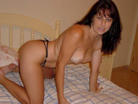 Femme mature coquine vraiment très chaude recherche un mec seul